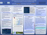 McIntosh County Social Science Study Poster