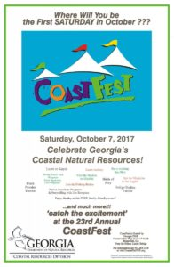 COAST FEST 2017 @ DNR HEADQUARTERS, BRUNSWICK GA | Brunswick | Georgia | United States