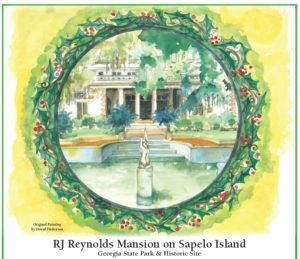 Holiday Celebration at RJ Reynolds Mansion on Sapelo Island @ Sapelo Island  | Georgia | United States